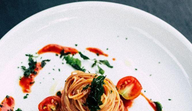 Njut av en italiensk restaurang