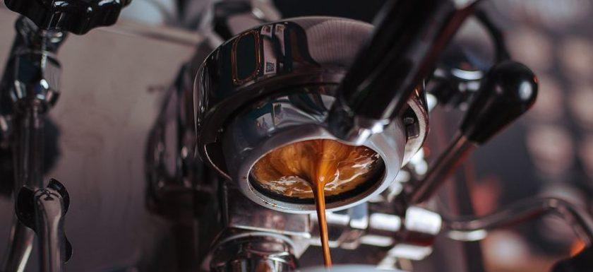 Gott kaffe för trevligare arbetsmiljö